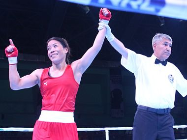 India Open Boxing 2019: Mary Kom enters final after beating Nikhat Zareen; all-Indian final in seven mens categories