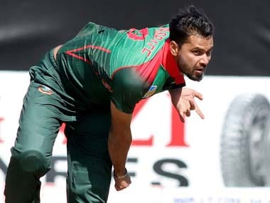 ICC Cricket World Cup 2019: Bangladesh captain Mashrafe Mortaza urges caution on hopes for mega event