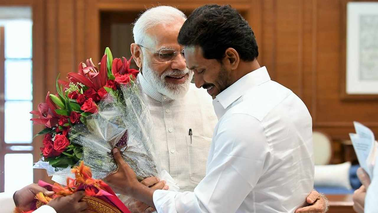 JD(U) distances itself from BJP, YSRCP gets closer, but Modi-Jagan ...