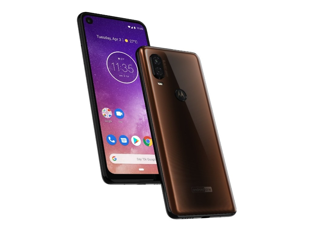 Motorola One Vision to launch in Sao Paulo, Brazil on 15 May with hole-punch display