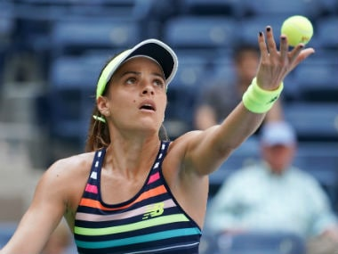 Nicole Gibbs to miss rest of clay court tennis season after being diagnosed with rare form of cancer