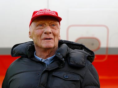 Formula One: Three-time world champion Niki Lauda dies at 70; family says racing legend passed away peacefully
