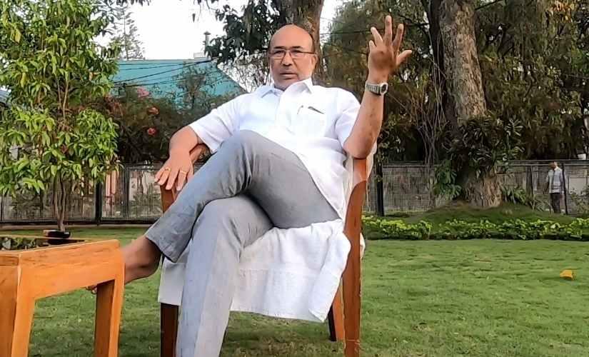 Regionalism is passé, says Manipur CM N Biren Singh, claims Modi govt will address concerns of North East in next citizenship bill