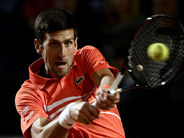 Italian Open 2019: Novak Djokovic downs Juan Martin Del Potro in thriller to set up semi-final clash with Diego Schwartzman
