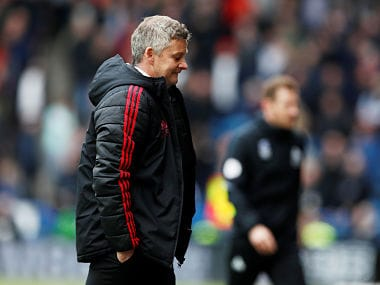 Premier League: Manchester Uniteds Champions League hopes end after being held to draw by relegated Huddersfield