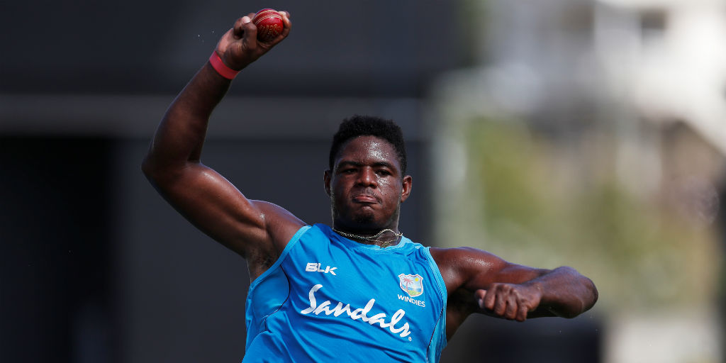 West Indies pacer Oshane Thomas recovering at home after escaping serious injury in Jamaica car accident- Firstcricket News, Firstpost