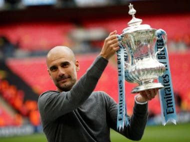 FA Cup: Pep Guardiola hails Manchester City for an incredible year after achieving domestic treble