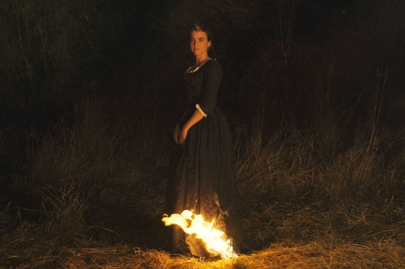 A lot of the frames in Portrait of a Lady on Fire look like paintings. Festival de Cannes