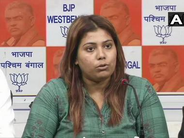 Wont apologise, nothing wrong in sharing a meme, says BJP worker Priyanka Sharma after release from Kolkata jail
