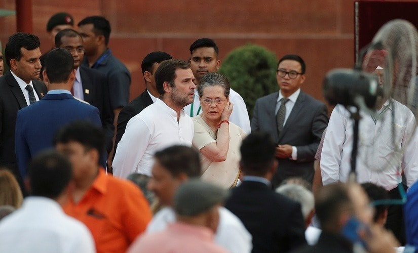 Leaders from various political parties, including Congress' Rahul Gandhi, Sonia Gandhi, Manmohan Singh and Ghulam Nabi Azad, were in attendance. Reuters
