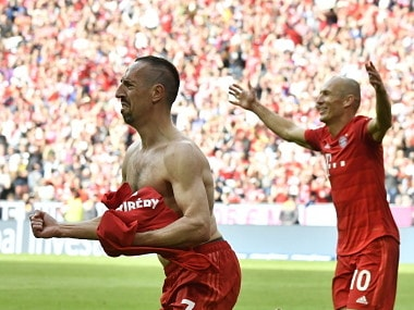Arjen Robben and Franck Ribery: End of the Robbery era as Bayern Munichs most iconic duo bids farewell