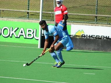 Rupinder Pal Singh scores on return from injury as India mens hockey team notch comfortable win over Australia A