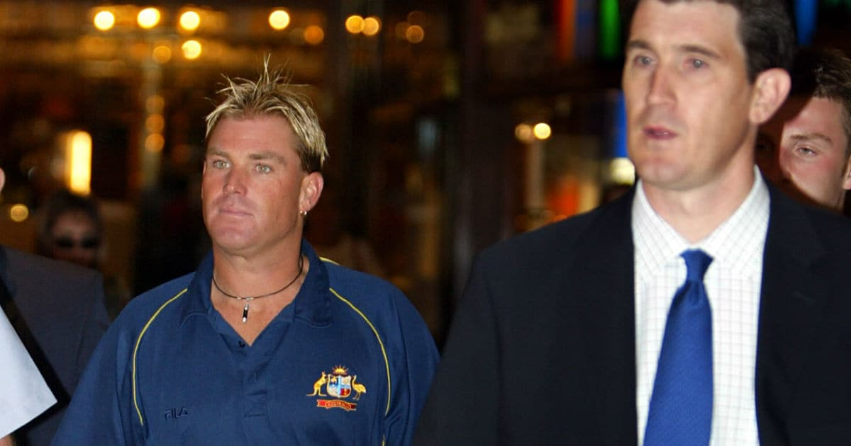 Former Australian cricketer Shane Warne says success that came with 'ball of the century' split his personality in two- Firstcricket News, Firstpost