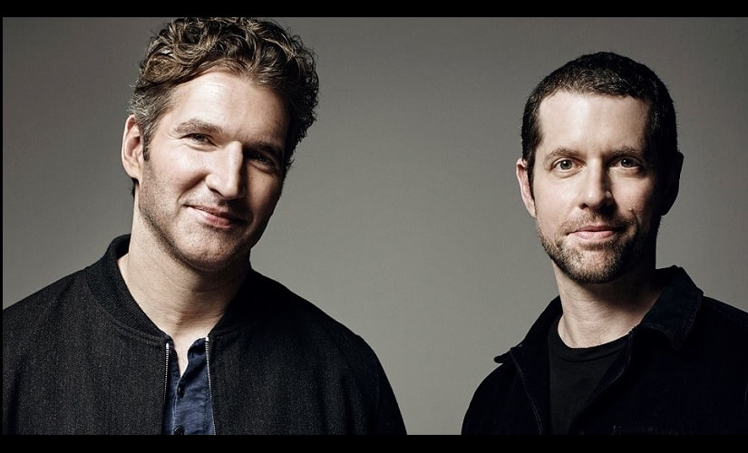 Game of Thrones writers  D.B Weiss, David Benioff  to pen next Star Wars film, confirms Bob Iger