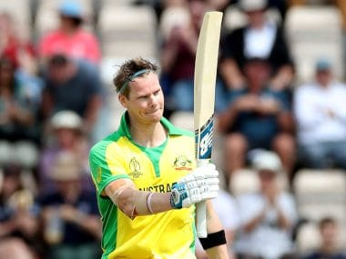 ICC Cricket World Cup 2019, England vs Australia Warm-up Match: Steve Smith's ton leads Aussies to win over tournament favourites