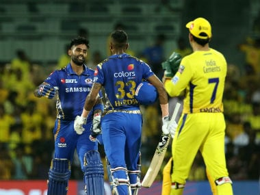 IPL 2019, MI vs CSK Match Report: Suryakumar Yadav, spinners guide Mumbai Indians to final with six-wicket win in Qualifier 1