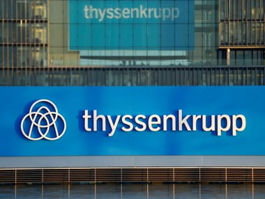 Thyssenkrupp agrees to restructuring approach with labour leaders, could lead to loss of 6,000 jobs