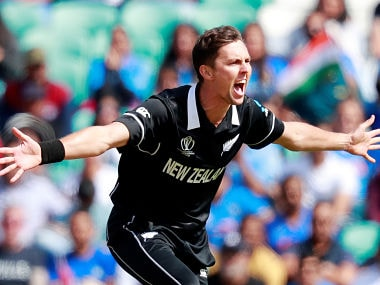 ICC Cricket World Cup 2019: Matt Henry says Tim Southee and Trent Boult are New Zealand's greatest pace bowling partners