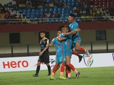 Indian football team clubbed with hosts Saudi Arabia in Group B of AFC U-19 Championships Qualifiers