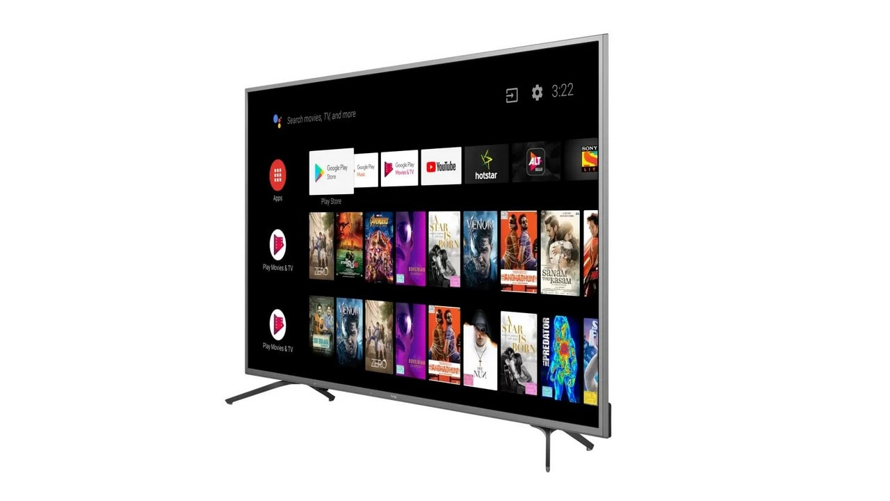 VU 55-OA Premium Android 4K Smart TV Review: Viable alternative for