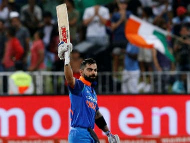 Virat Kohli bags international cricketer and batsman of year trophies at CEAT Cricket Rating International awards 2019