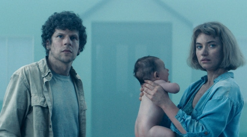 Cannes 2019: In Vivarium, Imogen Poots, Jesse Eisenberg are trapped in an endless suburban nightmare