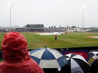 ICC Cricket World Cup 2019: Rain plays spoilsport as Pakistan-Bangladesh, South Africa-West Indies warm-up matches end in no-result