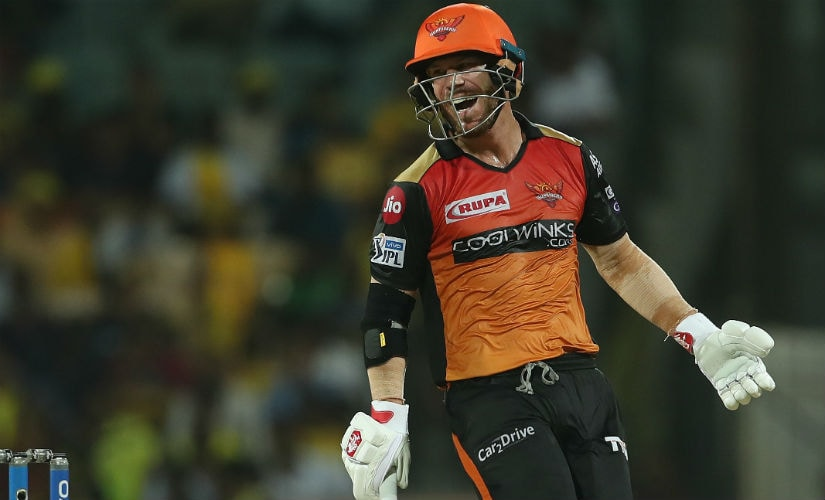 David Warner was unstoppable at the top of order. Sportzpics