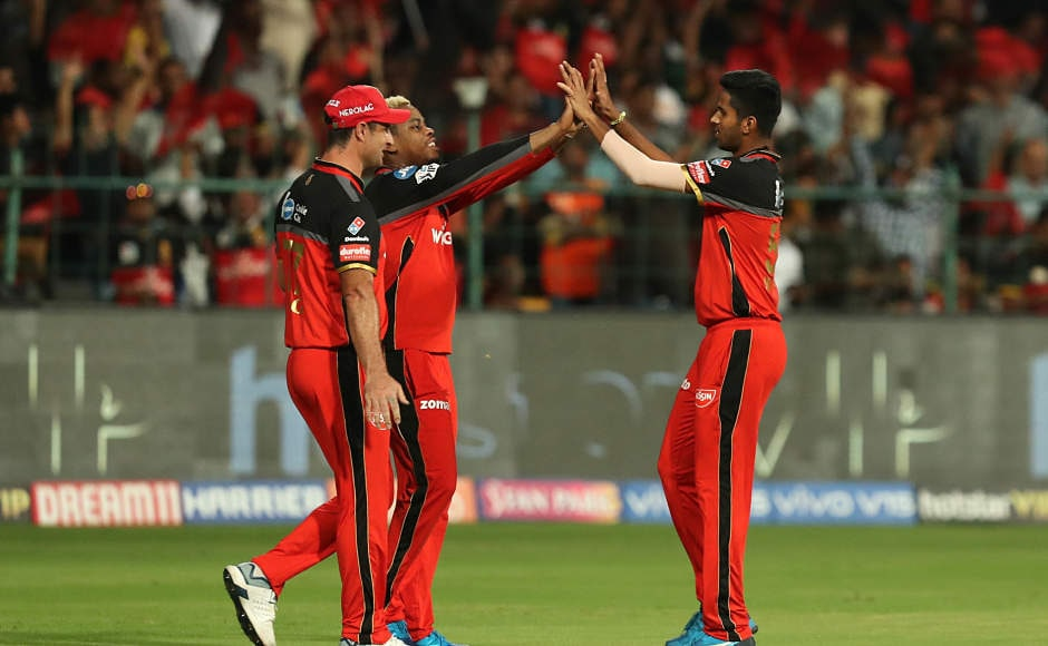 Washington Sundar finished with a spell of 3-24 as RCB ended the tournament on a positive note. He finished the tournament with just four wickets, with the only other wicket coming against Delhi Capitals on 28 April. Notably, he only played three games this season when compared to seven games last season. Sportzpics