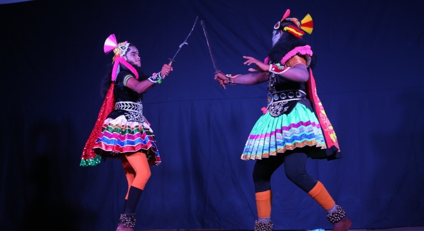 Theru Koothu: A Tamil street theatre tradition in danger of fading into oblivion has found a new lease on life