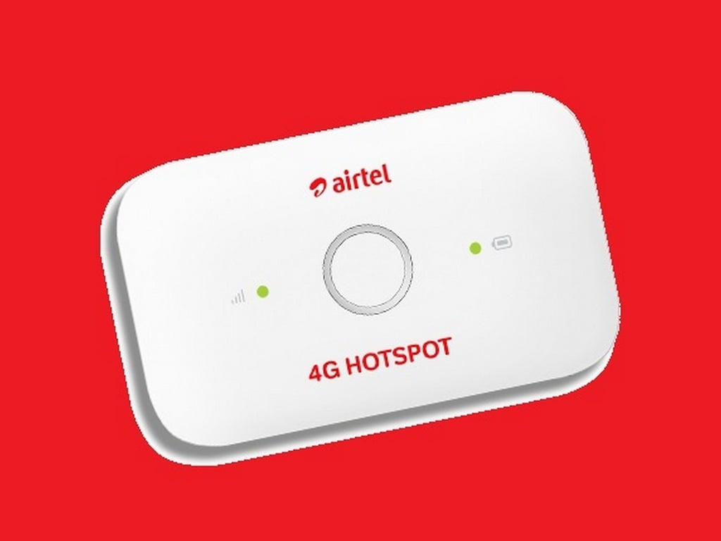 Airtel 4G Hotspot dongle price slashed, now available with 50 GB data at Rs 399 a month