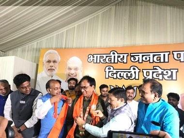 AAPs Gandhi Nagar MLA Anil Bajpai joins BJP, says he was hurt by lack of respect, peculiar type of functioning
