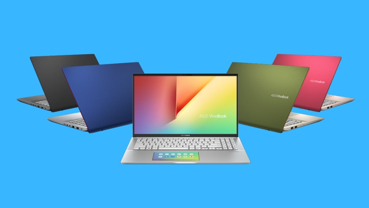 ASUS announces the VivoBook S14 and S15 with new ScreenPad