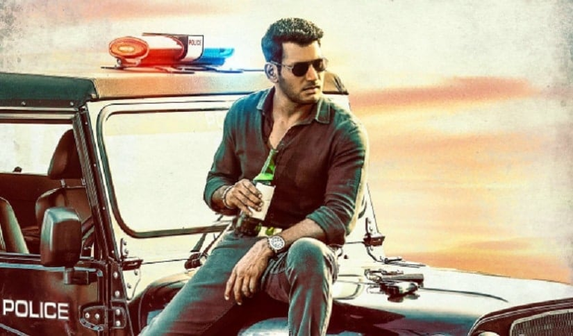 Vishal suffers huge setback as Ayogya gets postponed on day of release amid TPFC tussle