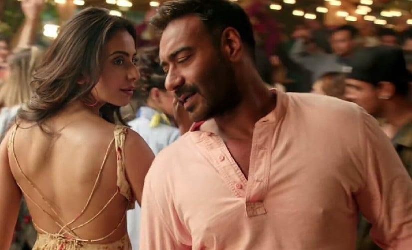 De De Pyaar De movie review: Tabu, Ajay Devgn champion male infidelity, hatred for women, a weird notion of modern coolth