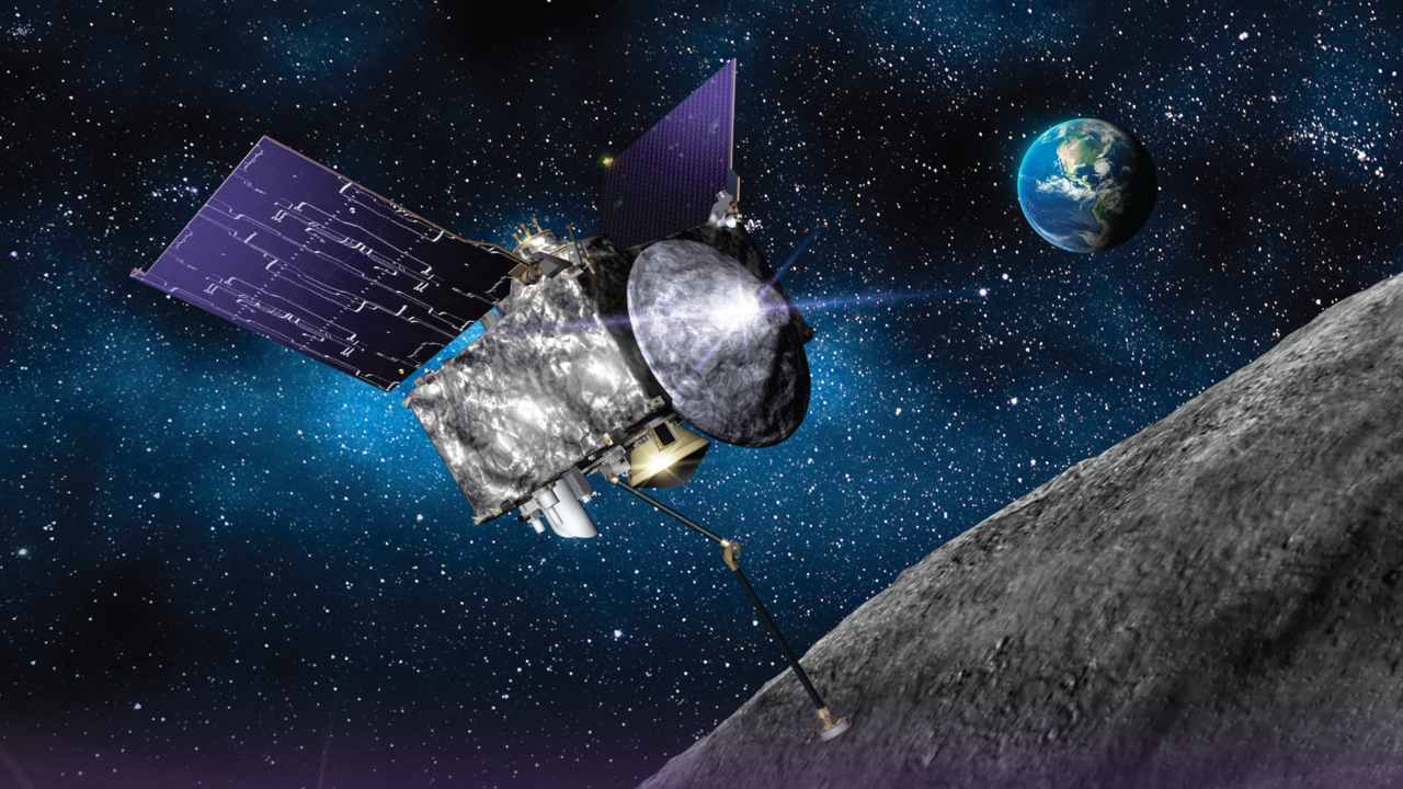 NASA wants you to help it map asteroid Bennus surface for landing OSIRIS-REx spacecraft