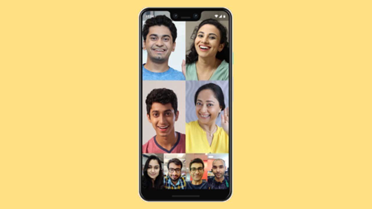Google Duo now lets you video call 8 people simultaneously, adds data saving mode