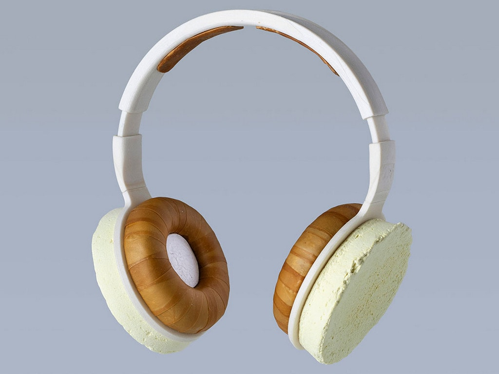 Korvaa aiming to be worlds first pair of headphones made out of microbes