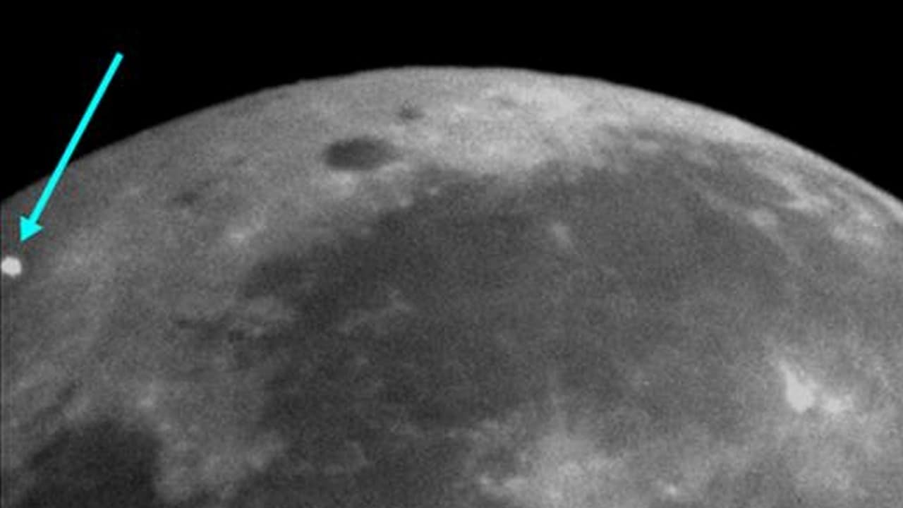 A meteorite crashed into the Moon during total lunar eclipse in January- Technology News, Firstpost