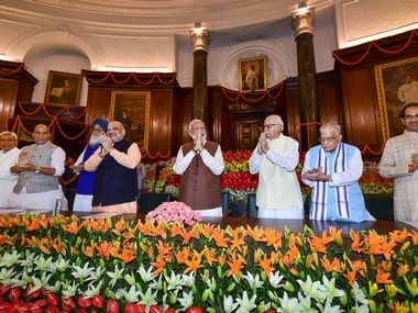 Narendra Modi named NDA leader at allies meet: PM says no one outsider for us, slams VIP culture