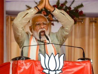 Congress hatched Hindu terror conspiracy to defame countrys religious heritage: Narendra Modi in Madhya Pradesh