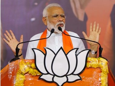 Narendra Modi in Ahmedabad thanks people for 'record-breaking' mandate to BJP, says citizens voted for strong govt