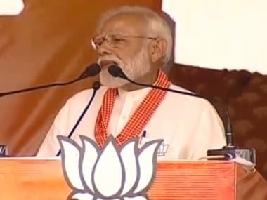 Narendra Modi in UP; Lok Sabha Election 2019 LIVE Updates: PM mocks Sam Pitroda's 'hua so hua' remark again, says people will reply with 'hawa ho jao'