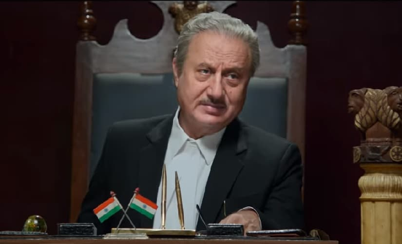 One Day trailer: Anupam Kher plays a retired judge in upcoming thriller, also starring Esha Gupta