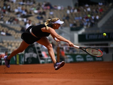 French Open 2019: How Angelique Kerber was ousted by 18-year-old Anastasia Potapova; Muguruza survives Round 1 exit scare