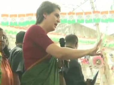 Priyanka Gandhi's Sonbhadra visit: Congress leader's post-poll proactivity puts senior party members to shame