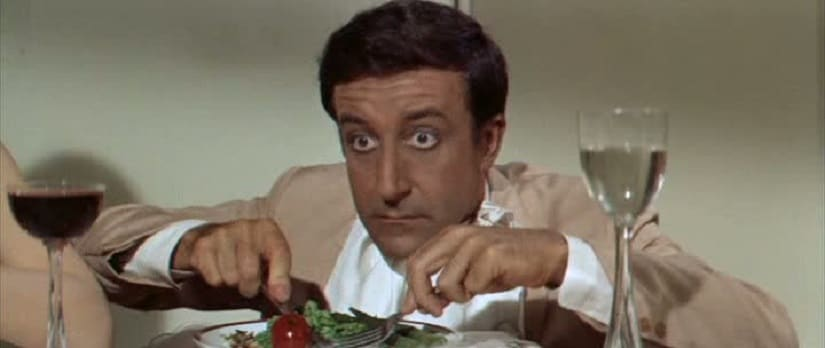 The curious case of Hrundi V Bakshi: Deconstructing Peter Sellers brownface act in The Party