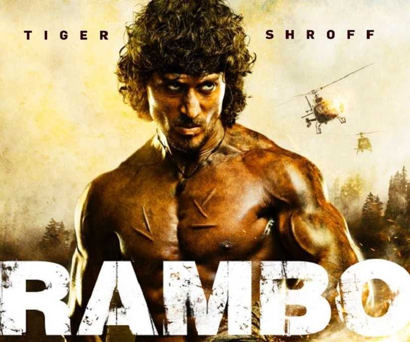 Tiger Shroffs Hindi adaptation of Sylvester Stallones Rambo to release on 2 October, 2020