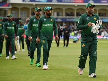 Pakistan have now lost each of their last 11 completed ODI matches. AFP
