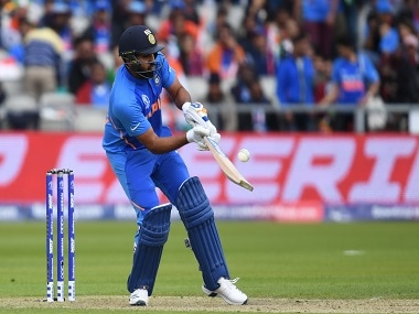 India vs Pakistan, ICC Cricket World Cup 2019: Rohit Sharma says idea was not to lose wickets at start, feels team in right direction